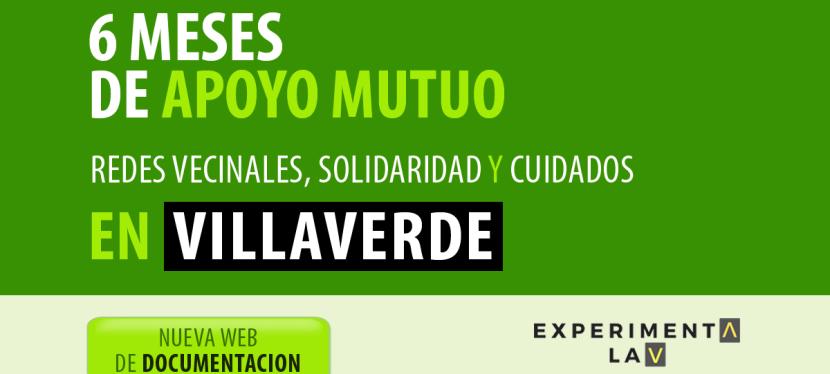 6 MESES DESPUÉS:  Las Redes de Apoyo de Villaverde documentan su experiencia durante la crisis delCOVID19